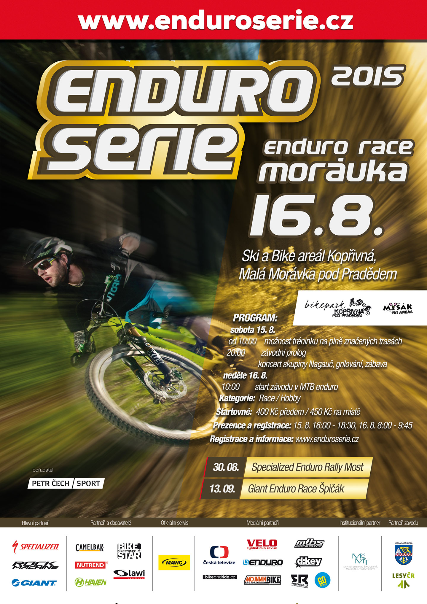 Enduro Serie 2015