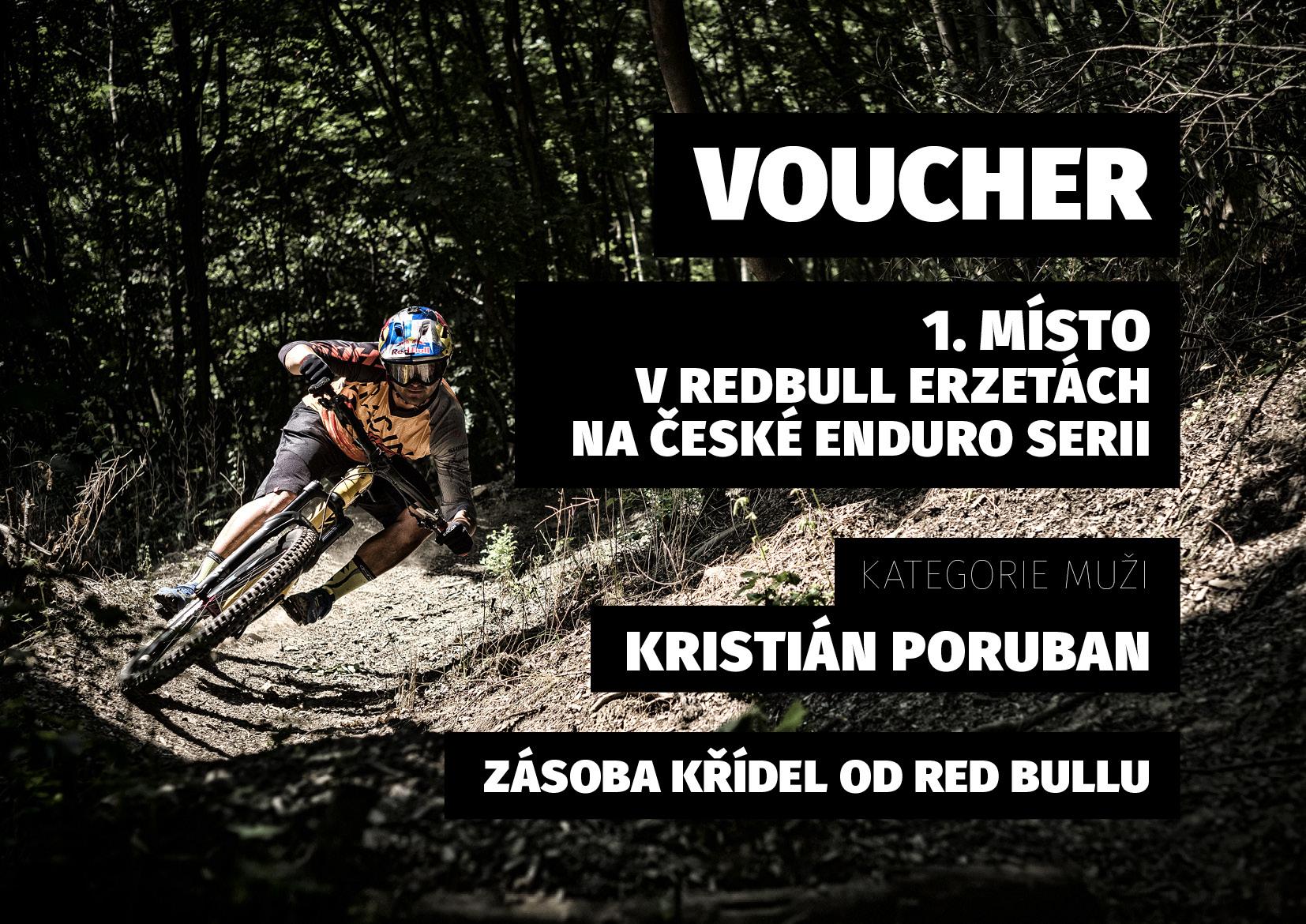 Voucher Red Bull Česká Enduro Serie 2018