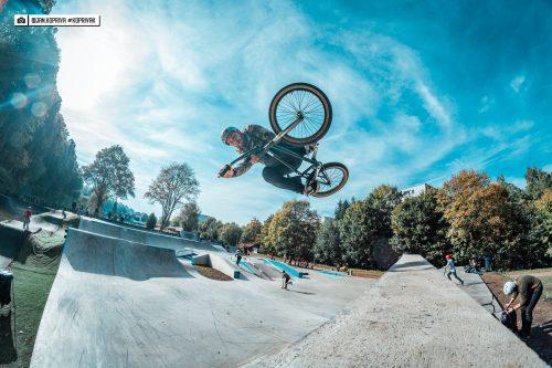 Junkyard - Kamil BMX