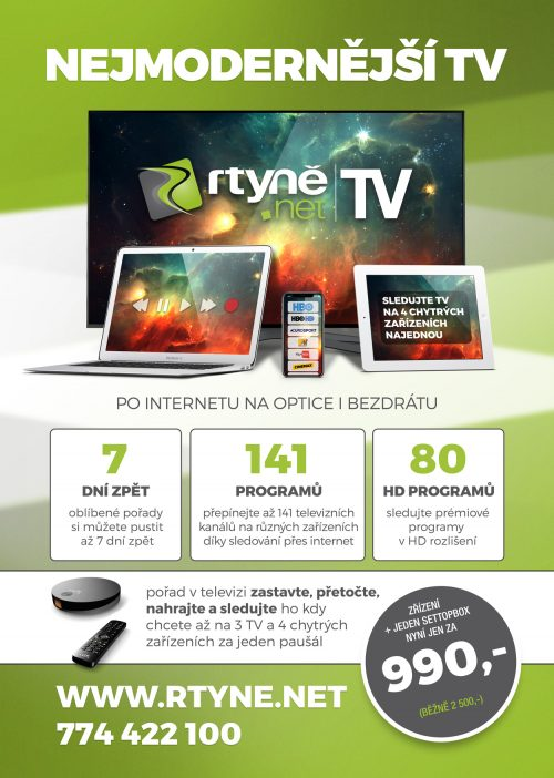Plakát Rtyne.net TV