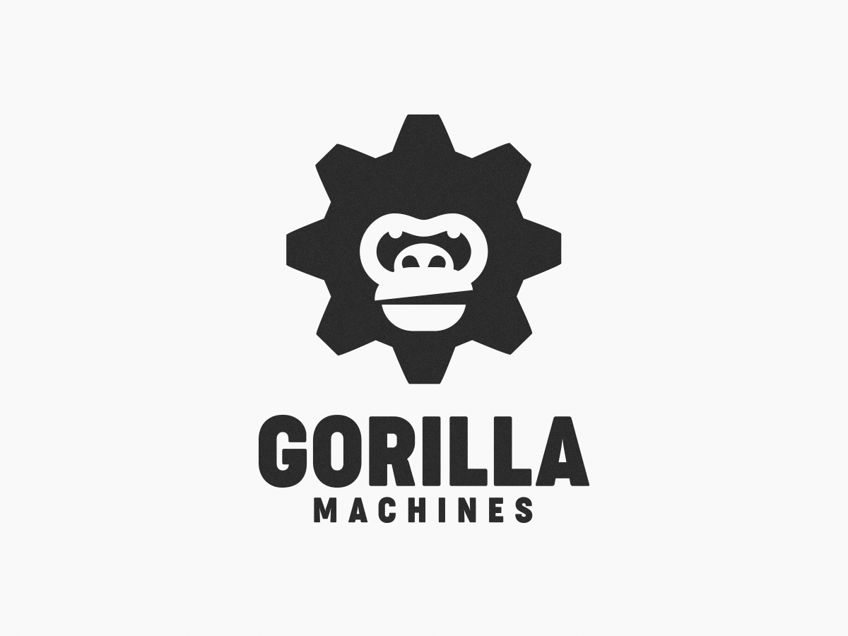 Logo Gorilla Machines s.r.o.
