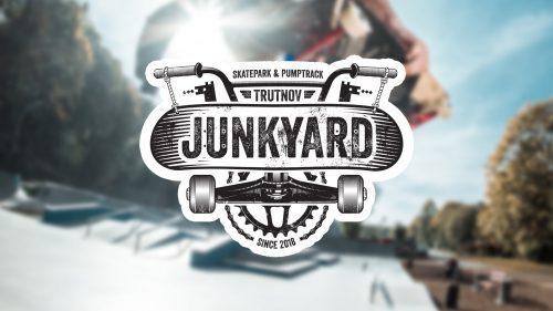 Logo skatepark Trutnov - JUNKYARD
