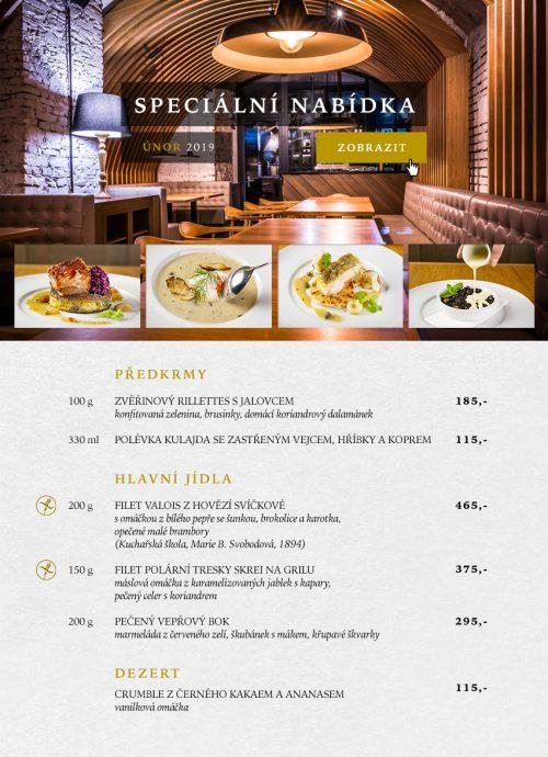 Facebook Cover restaurace Mincovna